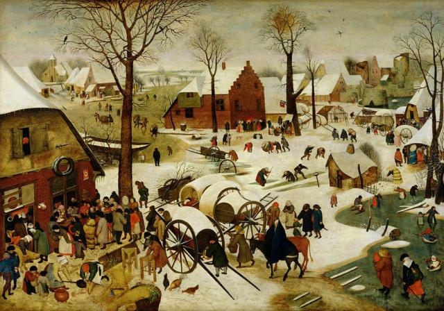 the-census-at-bethlehem-pieter-the-younger-brueghel
