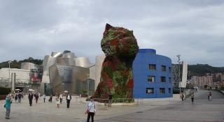 Koon's pooch, Guggenheim