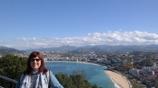 Concha Beach in San Sebastian