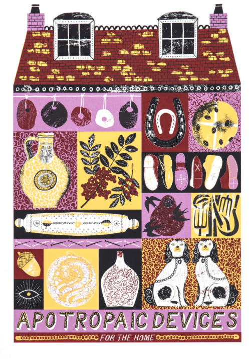 Apotropaice Devices by Alice Pattullo