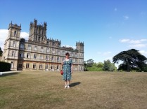 Highclere AKA Dowton Abbey