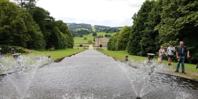 Cascade at Chatsworth