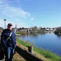 Frank in Bergerac