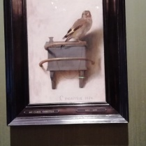 The Goldfinch, Fabritius