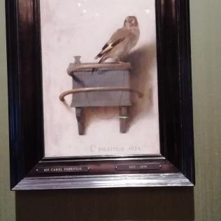 The Goldfinch, Fabritius